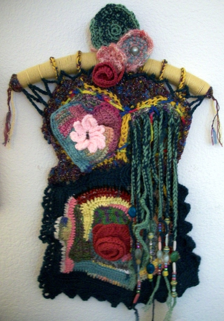 167 besten Crochet wall art Bilder auf Pinterest | Gerahmte kunst ...