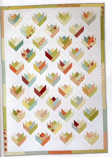 1000 Images About Quilting Flower Basket Square On