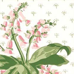 Lily of the valley wallpaper