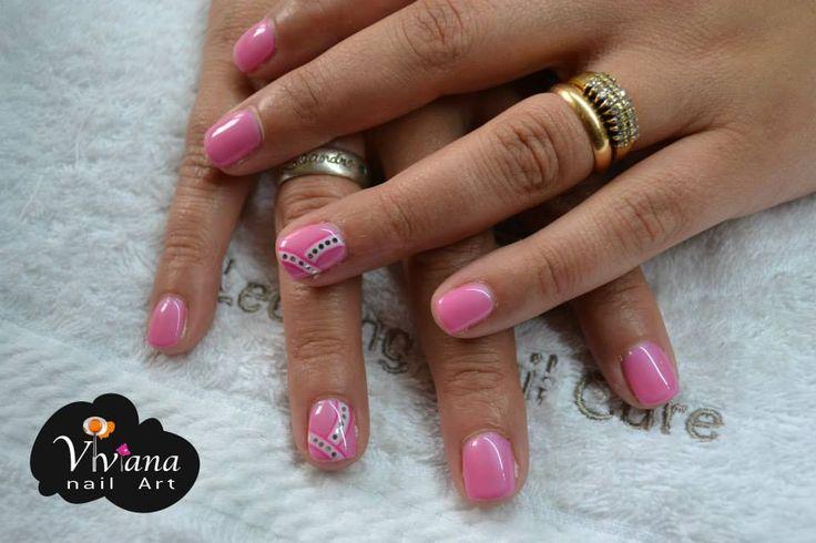 Pink Foundation | Bio Sculpture Gel
