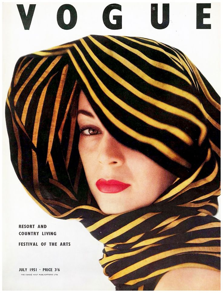Jean Patchett.  Photo by Clifford Coffin.  Vogue, July 1951.