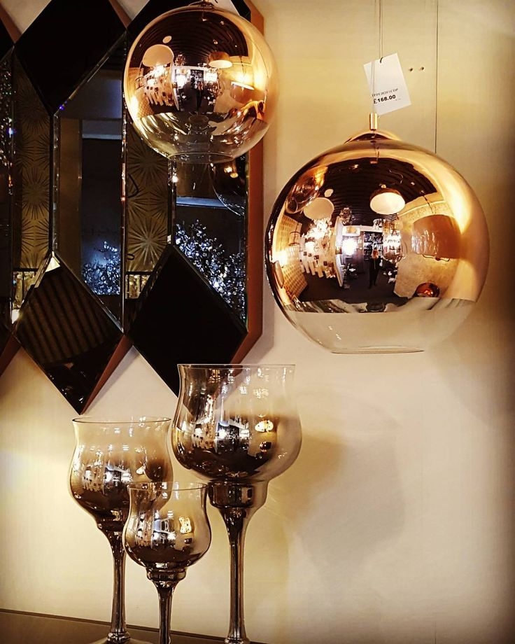 Copper Globe Pendants are so on trend for lighting right now