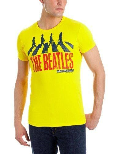 Camiseta The Beatles - Abbey Road http://www.milideaspararegalar.es/producto/camiseta-beatles-abbey-road/