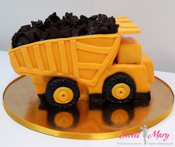 Торт грузовик на заказ узловая