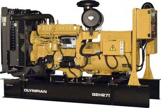 GEH275  Groupes électrogènes diesel 275 kVa Caterpillar Eneria