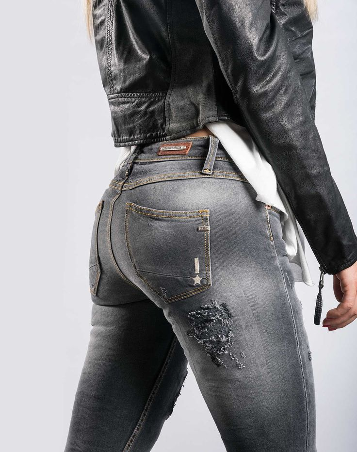 Reign Italia, Jeans Collection Photo: Studio Buschi  #fashion #jeans #womas #style