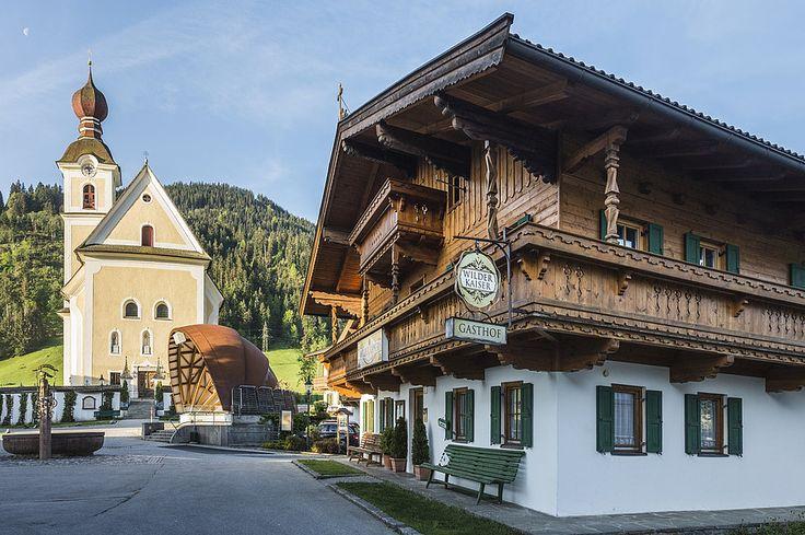 Going am Wilden Kaiser - Wilder Kaiser | Sehenswürdigkeit - Ausflugsziel - Sightseeing