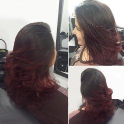 SHARE & Get it FREE   Long Fluffy Wavy Double Color Capless Synthetic WigFor Fashion Lovers only:80,000+ Items • New Arrivals Daily • Affordable Casual to Chic for Every Occasion Join Sammydress: Get YOUR $50 NOW!