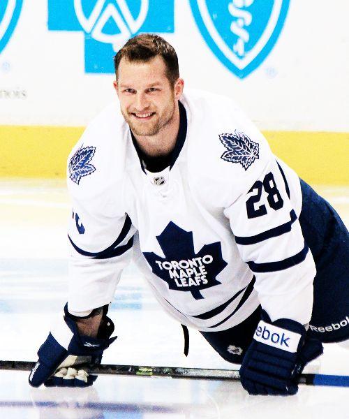 Colton Orr, Toronto Maple Leafs (kane.tumblr.com)