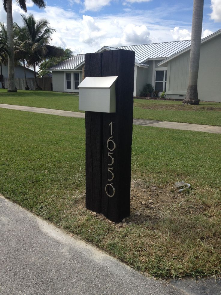 17 best images about letterbox ideas on pinterest for Best mailbox design