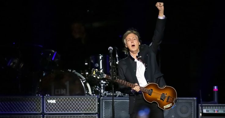 Rob Sheffield reviews Paul McCartney's One on One tour during Newark, New Jersey concert on September 12th, 2017.