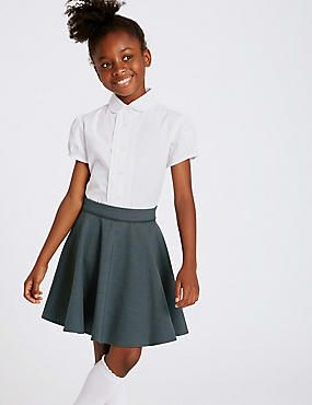 fb6b75e8b2 Girls' Skater Skirt Navy School Skirt, Girls School, School Uniform Girls,  School