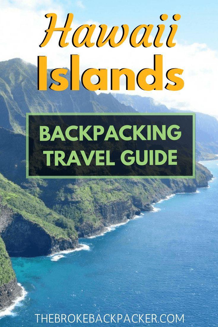backpacking hawaii travel guide 2018 | backpacking in hawaii