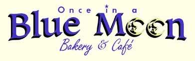 Once in a Blue Moon Bakery and Café - Wedding Cakes, Baby Shower Cakes, Specialty Cakes, Cary, NC
