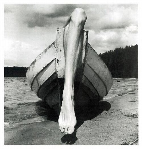 Arno Rafael Minkkinen :: Kuusamo, Finland, 1976 from Vessels ans Shorelines Portfolio