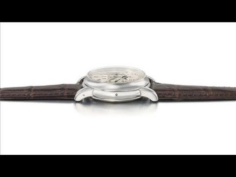 Eric Clapton's Watch Sells for $3.6 Million - YouTube