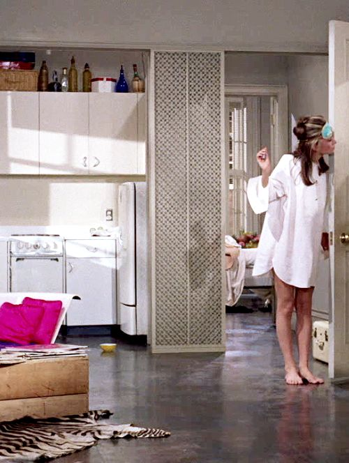 Breakfast at Tiffany's, 1961.