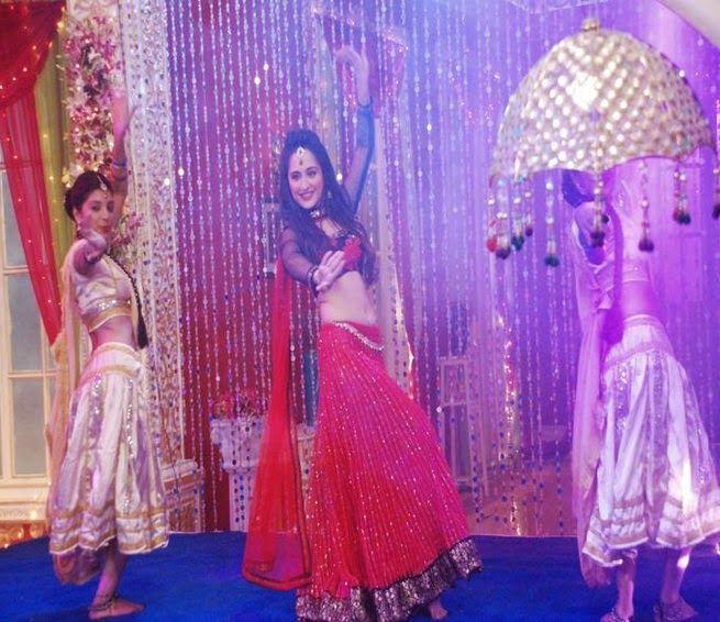 Sanjeeda Shaikh Malik: Sanjeeda Shaikh performs in Zee TV's Service Wali ...