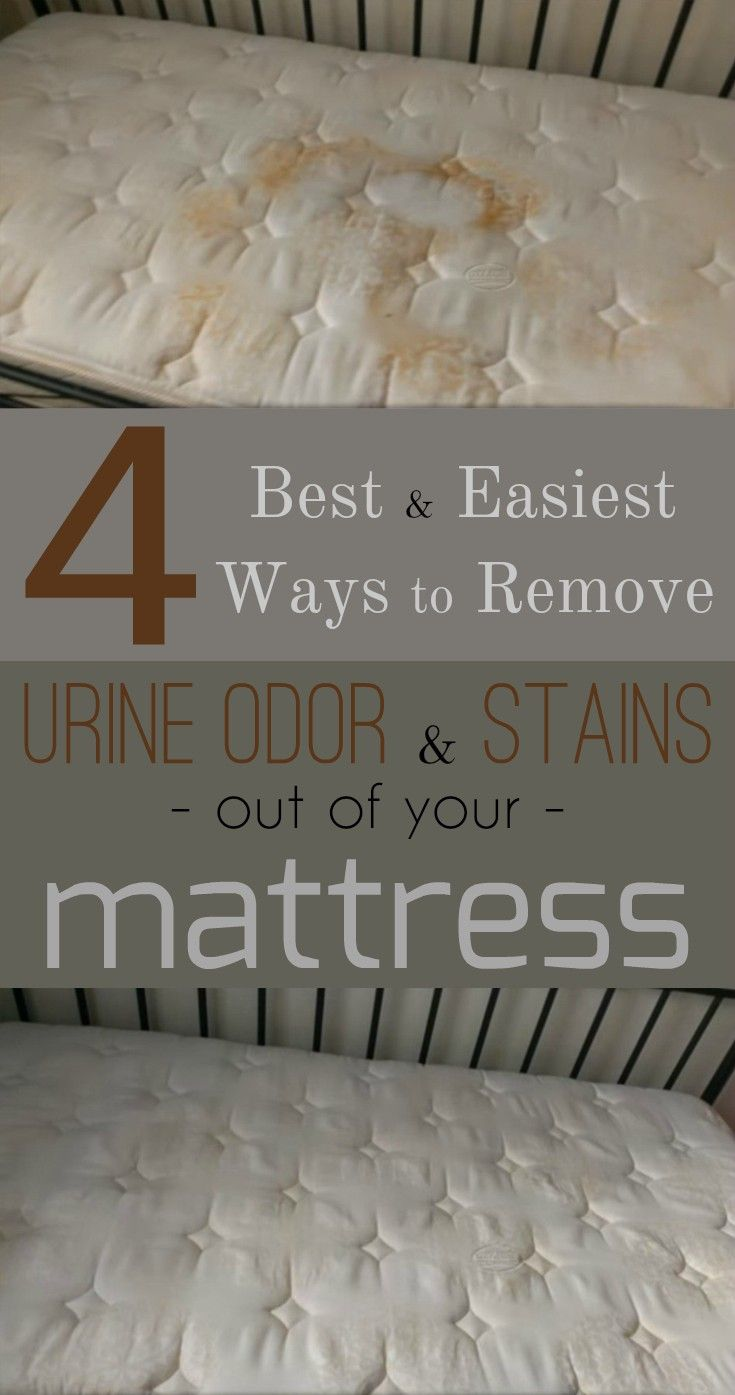 17 Best images about CLEANING MATTRESSES on Pinterest