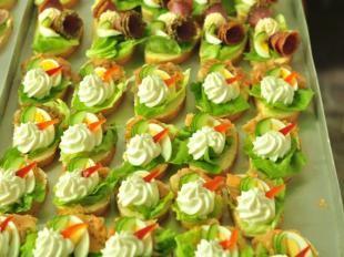 Catering Poznań - obiady - kanapki - tartinki - koreczki - zakupy dla firm