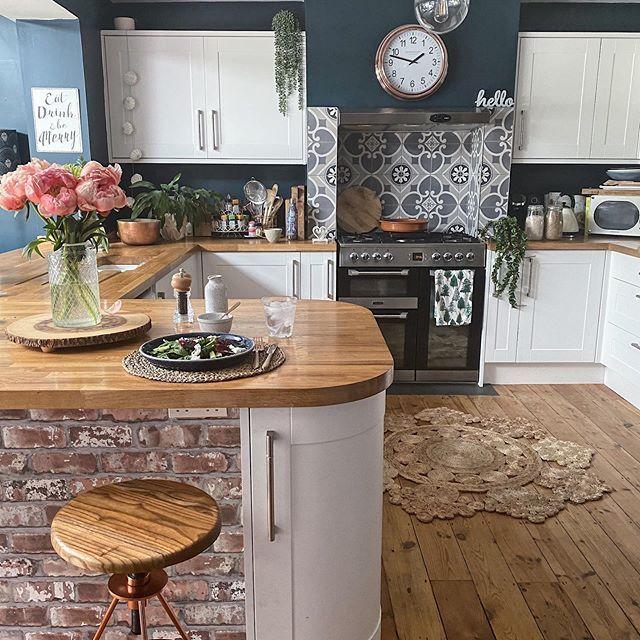 Mel Boyden Melaniejadedesign Fotos E Vídeos Do Instagram In 2020 Kitchen Interior Design My Kitchen Interior Design Kitchen