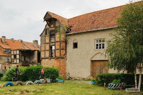 старые немецкие дома - фото #13