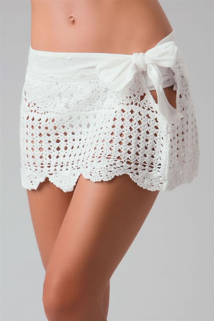 Falda para verano