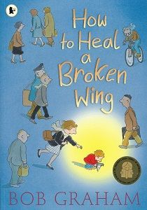 Unit of work for Year 2 by Elizabeth Bester on How to Heal a Broken Wing by Bob…