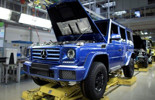 300,000th Mercedes-Benz G-Class Has Finally Been Produced