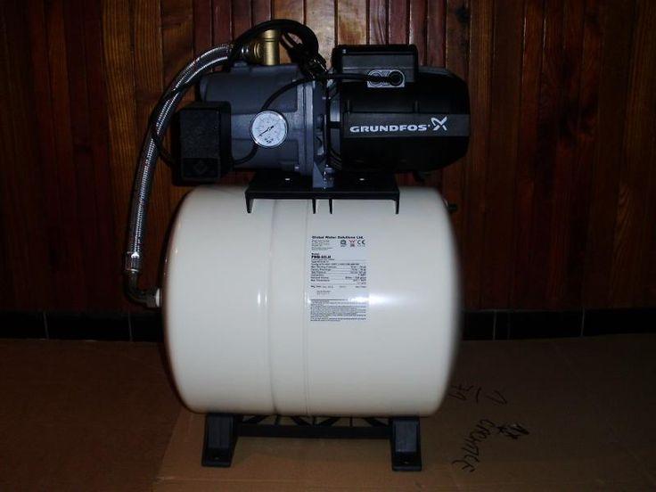 predaj čerpadiel grundfos , domáce vodárne - domáca vodáreničkagrundfos jp basic 4 /60LM hydrojet