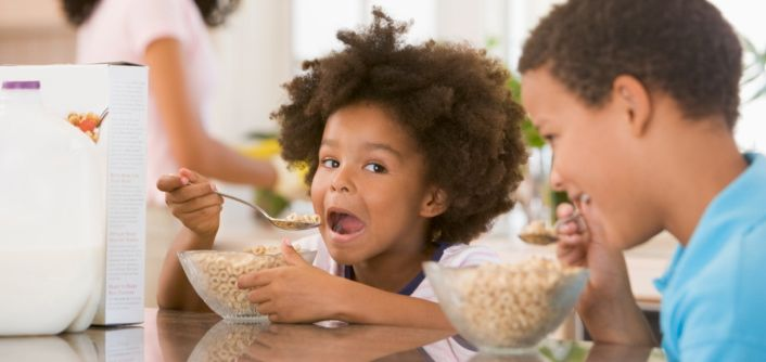 Did you know that your kid's breakfast cereal, such as Cap ...