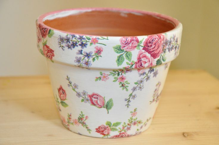 romantic ceramic pot !!!