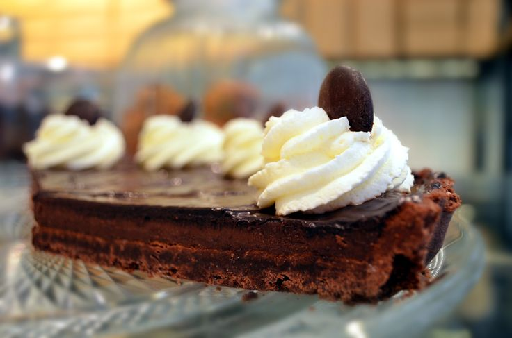 Cukrárna Moje cukrářství - čokoládový dort