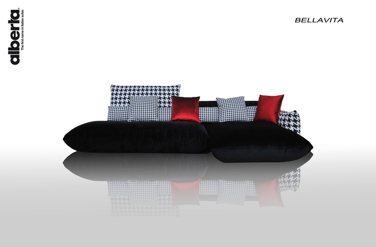 So nice - Bellavita Sofa - Golden Young Collection by Alberta Salotti