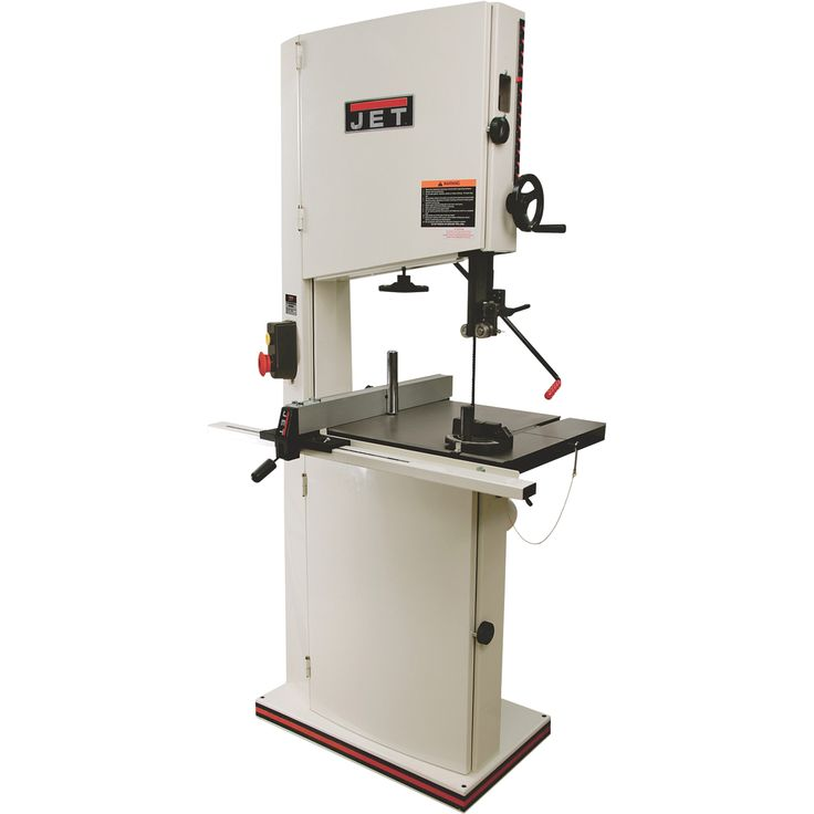 JET Band Saw with Quick Tension — 18in., 3 HP, Model# 710751B | Woodworking Band Saws| Northern Tool + Equipment