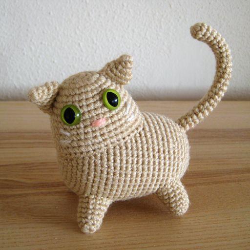 Amigurumi Zeitschrift Vol 2 : 108 best images about Crochet Cats/Kittens on Pinterest ...