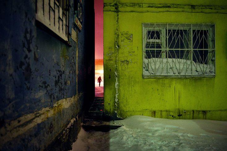 Days of Night – Nights of Day « Elena Chernyshova