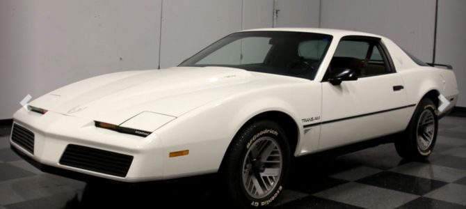 Affordable Muscle Cars | 1980's Pontiac Firebird