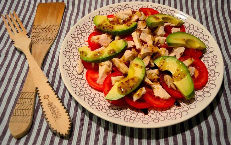 3 recetas ligeras para cenar y no pasar hambre. #Cena, #RecetasDePollo #Recetassaludables