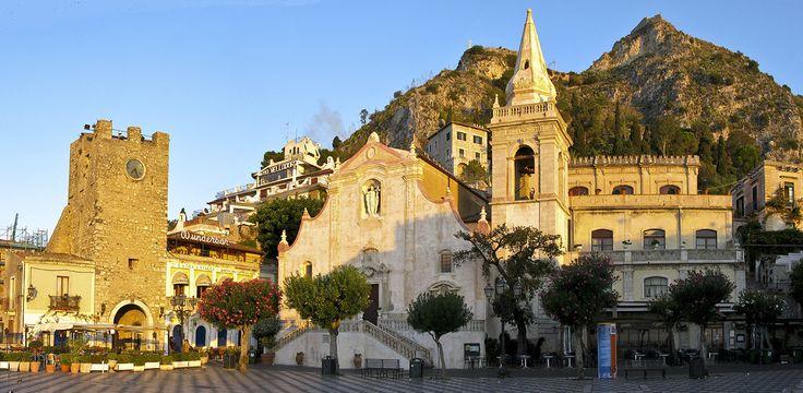 #Taormina