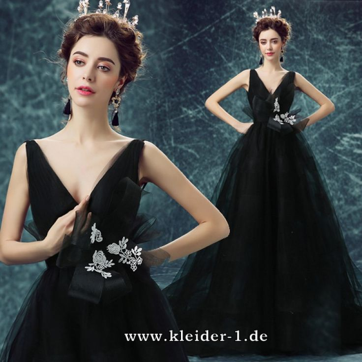 Game of Abendkleid Schwarz Andolina