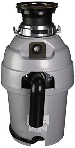 WASTE KING LEGEND SERIES 1.0-HORSEPOWER CONTINUOUS-FEED GARBAGE DISPOSAL – (L-8000)