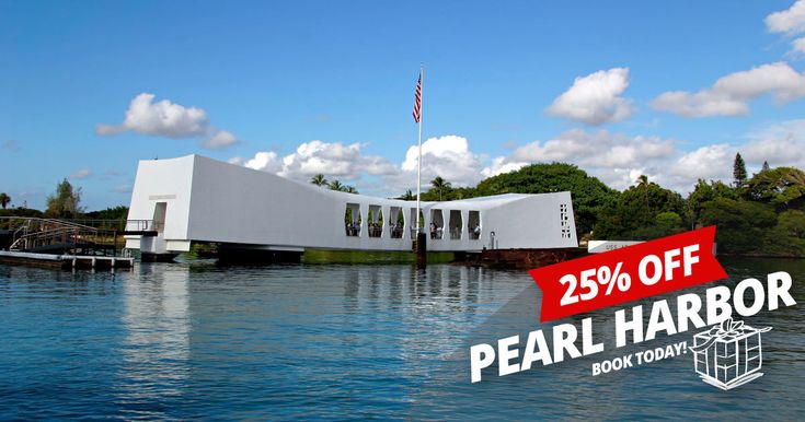 #MerryChristmasEveryone! On the 12th day of Christmas Get 25% off Pearl Harbor Tours. #pearlharbor #neverforget #wwII #hawaii #oahu #pearlharbortours