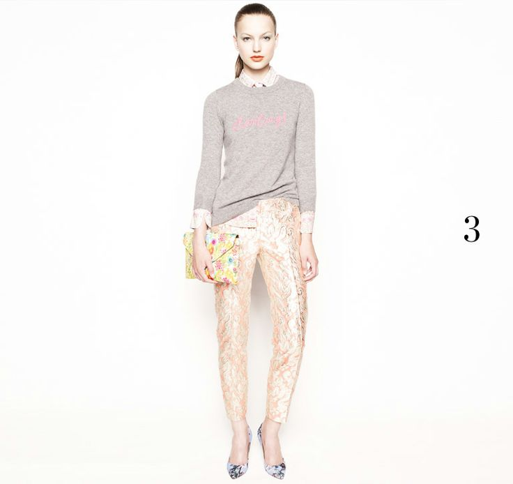 Spring Look Book - Women's Spring Clothing & Spring Fashions - J.Crew