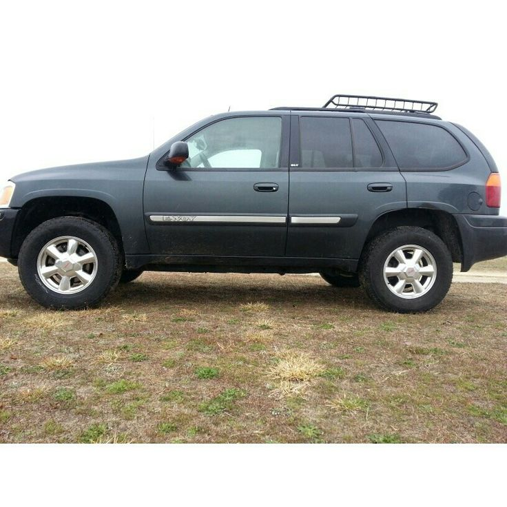 Lifted 2005 gmc envoy slt 4x4 my ride Pinterest Gmc