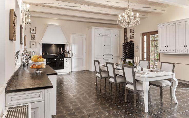 Krásná a zdařilá realizace bydlení od společnosti HANÁK Nábytek. Dva naprosto odlišné styly kuchyní. Jedna kuchyně honosná a druhá strohá. Obě ale dokonalé.