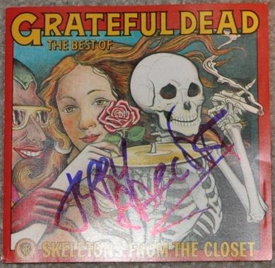 Grateful dead albums, ...