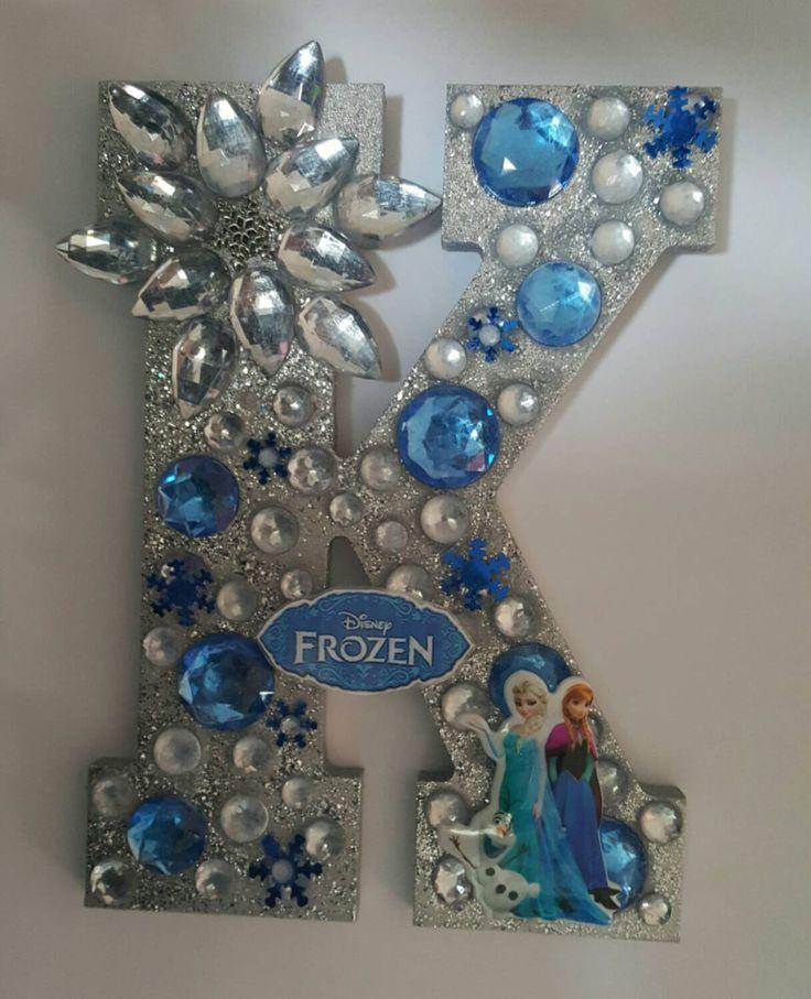 Disney Frozen Wooden Letters Large 8 inch! by BlingFlowersAndCo on Etsy https://www.etsy.com/listing/224715863/disney-frozen-wooden-letters-large-8