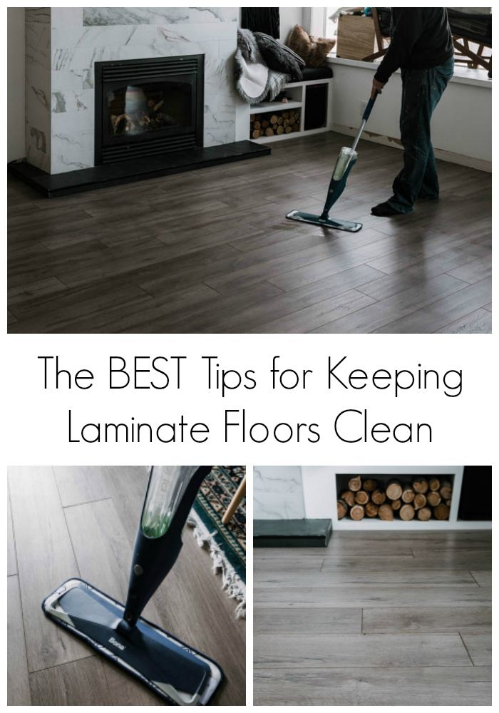 The Best Laminate Floor Cleaner To Clean Up After Kids And Pets