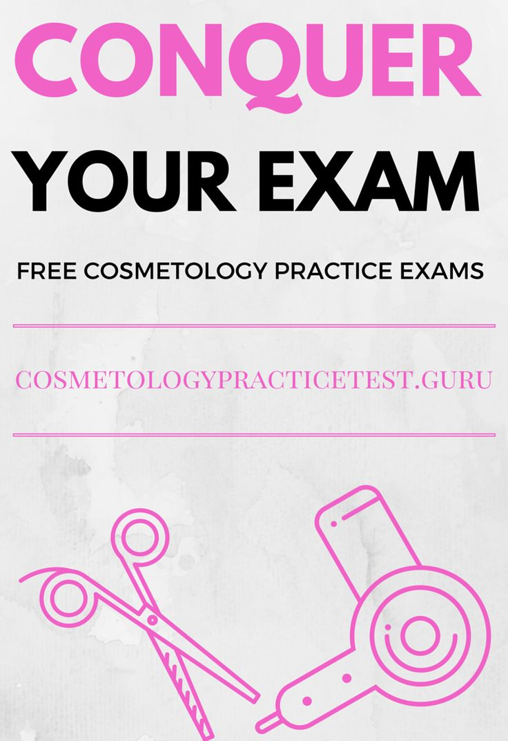 Best 25 cosmetology state board exam ideas on pinterest cpt guru offers practice test study guidequestions direct from the cosmetology state board exam the cpt guru guarantee pass your exam or get your money xflitez Choice Image